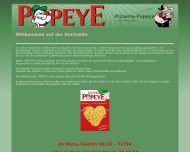 Bild Pizzeria Popeye