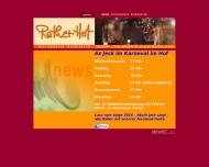 Bild Webseite Rather Hof Köln