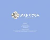 Bild Webseite Restaurant Medusa Berlin