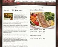 Bild Webseite Lehmofen Restaurant Aziz Keskin Berlin
