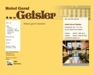 Hotel Garni Geisler Hotel