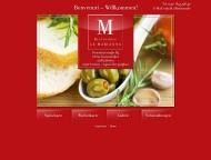 Website Ristorante La Marianna