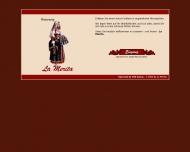 Bild Webseite Ristorante La Merita Gastronomiebetrieb Berlin