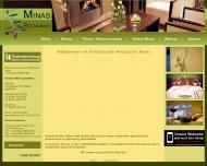 Bild Webseite Minas Restaurant - Inh. Minas Moukas Hamburg