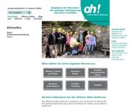 Bild Offene Hilfen gemeinnützige GmbH - Angebote für Menschen mit einer geistigen ...