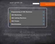 auer-gmbh.de - nbsp - nbspInformationen zum Thema auer-gmbh