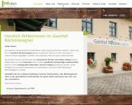 Bild Webseite Röckenwagner Metzgerei Burgkirchen an der Alz