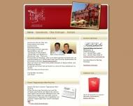 Bild Webseite Schindler's Ratsstube Endingen am Kaiserstuhl