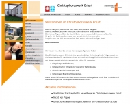 Bild Christophoruswerk Erfurt gemeinn. GmbH