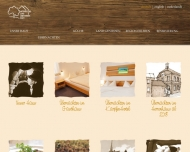 Website Sindel-Buckel Gasthaus