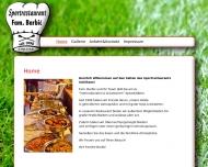 Bild Webseite Sportheim Schilksee Kiel