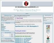 Bild Webseite Seiler Wiesen Sportgaststätte Magdeburg