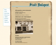 Bild Stadt Budapest