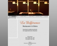 Bild Webseite La Différence Köln