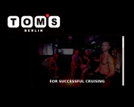 Toms - For successful cruising