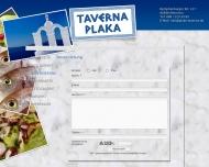 Website Pavlos Taverna
