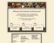 Bild Webseite Limeri Restaurant Aachen