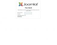 Bild Webseite Too Dark Berlin
