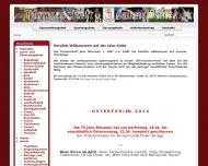 Bild Webseite Turnerschaft Jahn München von 1887 München