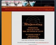 Bild Webseite ENBO-Gastronomie Bochum