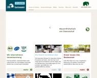 Bild Webseite ZOO Gastronomie Köln