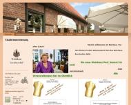 Website Zur alten Schule Weinhandlung