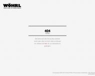 Website Wöhrl