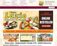 Bild Pizza Bringdienst Lazio
