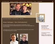 Website Das Kleine Lokal