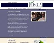 Website Restaurant Broders' Culinarium Figlio Essbar