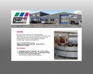 Bild Webseite Heinz Gier Aachen