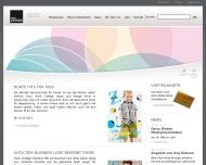 Website Modehaus Zinser