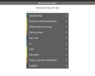 Bild Webseite Hiesener & Lasner Kiel