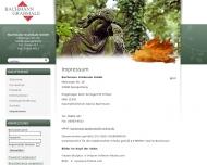 Bild Webseite Bachmann Grabmale Spangenberg