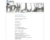 Website Omega Großküchentechnik