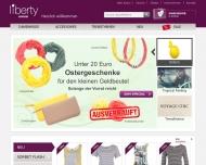 Website Liberty Damenmoden