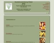 Bild Webseite Rost Dieter Handelsvertretung Berlin