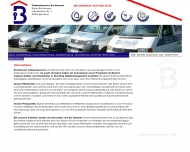 Website Buchhauser Stefan Gebäudereinigung