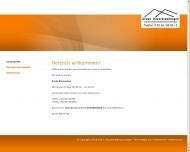 Bild Webseite  Salzkotten
