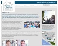 Website Heinz A. Osterloh