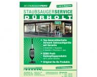 Bild Webseite Staubsaugerservice Dürholt Wuppertal