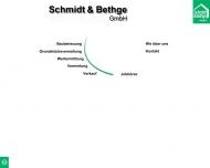 Bild Schmidt & Bethge GmbH Hausverwaltung