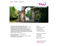 Bild Webseite Winks Michael Hausverwaltung Berlin