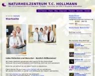 Bild Webseite Hansa Susanne Breidenbach- Naturheilzentrum Hollmann Wuppertal