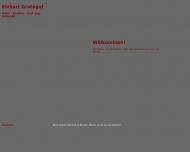 Bild Grotegut Einhart Maler/Grafiker u. Architekt