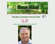Bild Webseite Münch Werner Heilpraktiker Düsseldorf