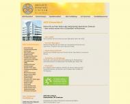 Bild Webseite medical world - medical services Düsseldorf
