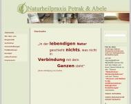 Bild Naturheilpraxis Petrak & Abele