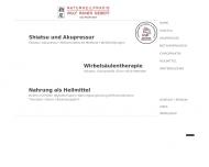 Bild Webseite Siebert Wolf Rainer Heilpraktiker Düsseldorf