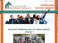 Bild Evangelische Jugendhilfe, Haus Neuer Kamp e.V.